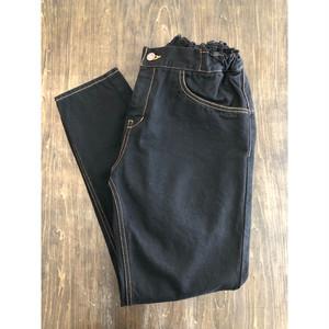 【tsukinowa】  TP-007  Stretch BLACK pants