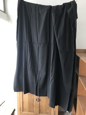 リネン 黒い布 フランス