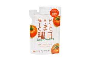 食べるトマトジュース『毎日がとまと曜日 ストレートタイプ』