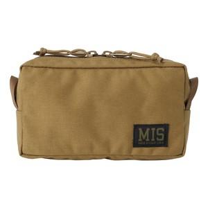 MIS-1012 SLIM ACCESSORY BAG - COYOTE BROWN