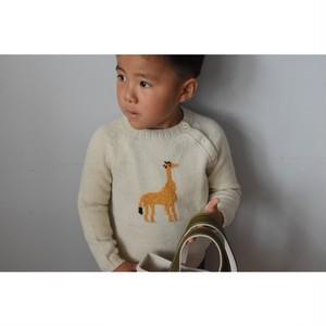 Oruro Kids 715-0001-GI Alpaca Animal Crew Giraffe