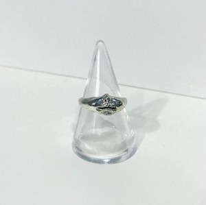 頬 : 微笑 / silver ring 【ego.】