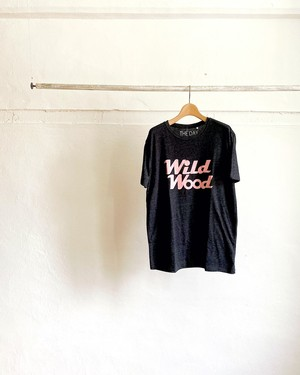 【THE DAY ON THE BEACH 】WILD WOOD 4.1oz TRUBLEND TEE