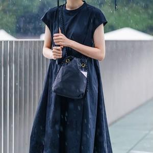 【LIVERAL】巾着ショルダー (ENJYU 2 Super water repellent) 【日本製】