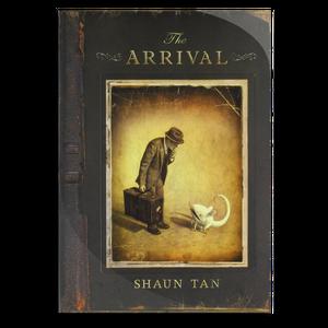 The ARRIVAL|Shaun Tan(ショーン・タン)【英語版・文字のない絵本】