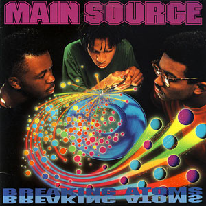 【ラスト1/CD】Main Source - Breaking Atoms (25th Anniversary Edition)