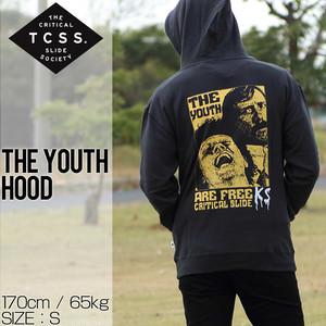 [クリックポスト対応] TCSS ティーシーエスエス THE YOUTH HOOD プルオーバーパーカー FC1828