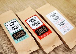 【送料無料】3つの味が楽しめるコーヒー豆お試しセットENJOY(100g×3袋)
