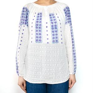 Vintage India Cotton Tunic