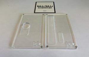 BILLI BILLI / BILLET BOX CLEAR ACRYLIC PANELS