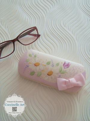 トールペイントキット 眼鏡ケース