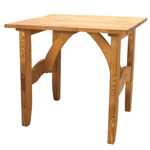 ダイニングテーブル正方形 Andreas アンドレアス ダイニングテーブル 木製 西海岸 インテリア 雑貨 西海岸風 家具