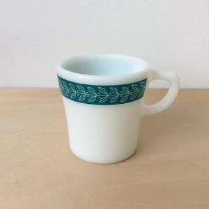 Mid-Century Pyrex Mug【CORNING】