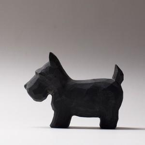 犬9スコッチテリア  Dog9 Scotch terrier