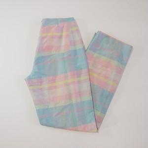 1980s SILK PANTS