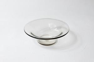 [三浦侑子 個展]中鉢(スモーク)