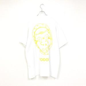 YODOSI TEE(お面)/WHITE
