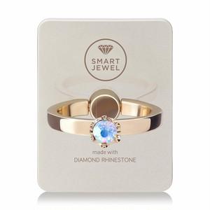 Smart Jewel-Lady Crown‐Champagne Gold-6月‐17SJ8-1-SGDAUR