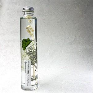 再販1【受注生産品】倉敷ハーバリウム アイビー ホワイト