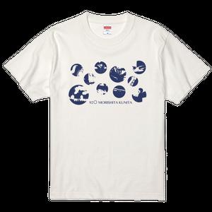 92◯(クニマル) Tシャツ