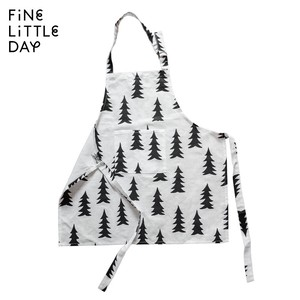 Fine Little Day エプロン子供用 W56 x D57 cm 北欧 スウェーデン 自然 ナチュラル デザイナーズ ブランド シンプル スタイリッシュ