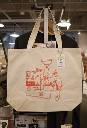 Roaster Tote Bag Red