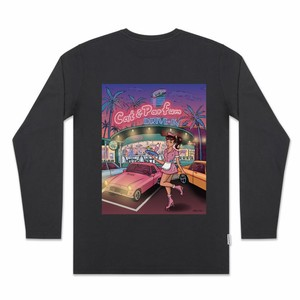 【Cat & Parfum × 6RACHEL】Collaboration Long Sleeve