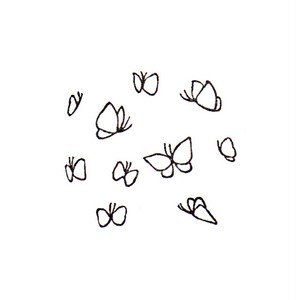 ちょうちょ Butterflies