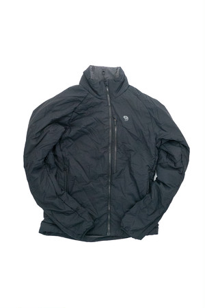 【OGZ USED】MOUNTAIN HARDWEAR コアストラータジャケット / サイズ: S / 色: ブラック / マウンテンハードウェア