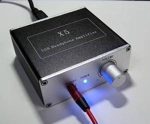 これ良いです USB DAC ヘッドホンアンプ 2パラ TDA1308 パラレル出力でマッシブ音を楽しめます。