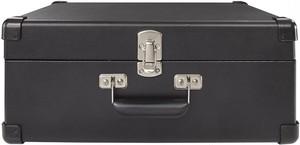 Crosley Keepsake トランク型USBレコードプレイヤー(Black)