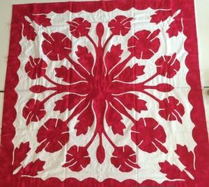 HibiscusLei ハワイアンキルトパターン