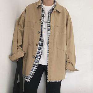 ミリタリーシャツジャケット BL5601