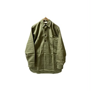"""[MINT] 〜80's """"YARMO"""" COTTON DRILL PULLOVER WORKSHIRTS"""