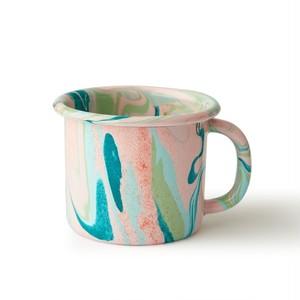 BORNN / NEW MARBLE - Large Mug - Blush Pink