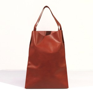 L BAG 軽くて薄い牛革のバッグ