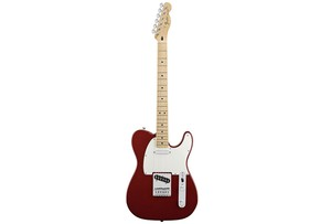 fender テレキャスター スタンダード エレキギター Maple Fingerboard - Candy Apple Red