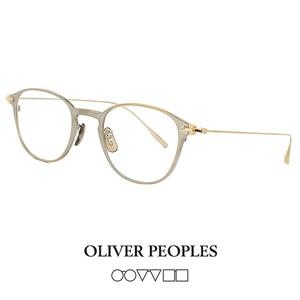 日本製 オリバーピープルズ OLIVER PEOPLES メガネ malden ag MALDEN マルデン 眼鏡 ボストン ウェリントン メタル