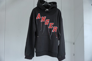 MR.COMPLETELY / ANGER PARKA / BLK