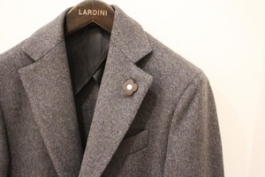 LARDINI Chesterfield Coat