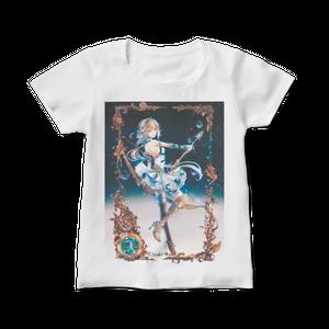 オリジナルレディースTシャツ【星之物語-Star Story- 射手座-Sagittarius-】 / yuki*Mami
