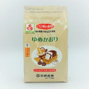 【食パンにおススメ】ゆめかおり 1kg(強力粉)