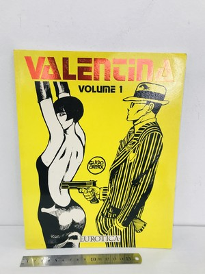 VALENTINA vol.1 Guido Crepax