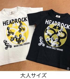 HEADROCK大人 懐かしのムービーTシャツ 920006