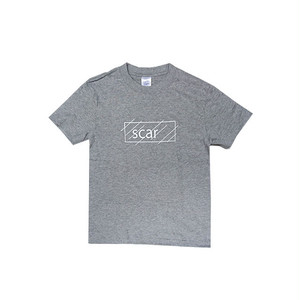 scar /////// OG KIDS TEE (Grey) 6.2oz