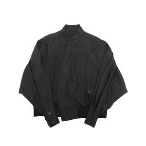 597BLM3-BLACK / スラッシングボマージャケット
