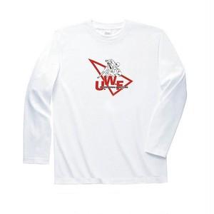 """U.W.F.""""完全復刻""""シリーズ第三弾‼︎  長袖Tシャツ"""