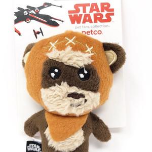 イウォークの猫のおもちゃ(キャットニップ) by petco(STAR WARS)