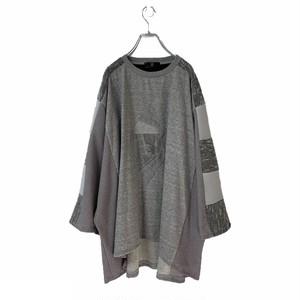 Wide-T-shirts PW (grey)