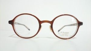 H-fusion HFL-814 01 BROWN CLEAR